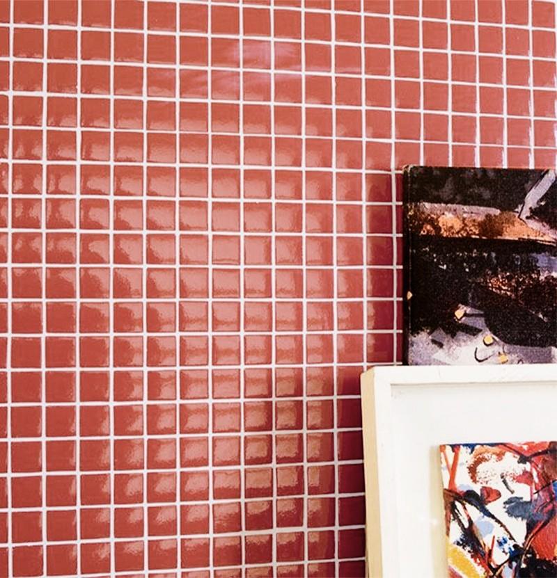 Pastilha de vidro 2,5x2,5 Vitrogres C-237-BP