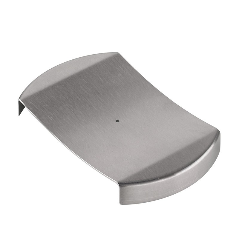 Saboneteira de bancada Lapa A7.20 inox escovado