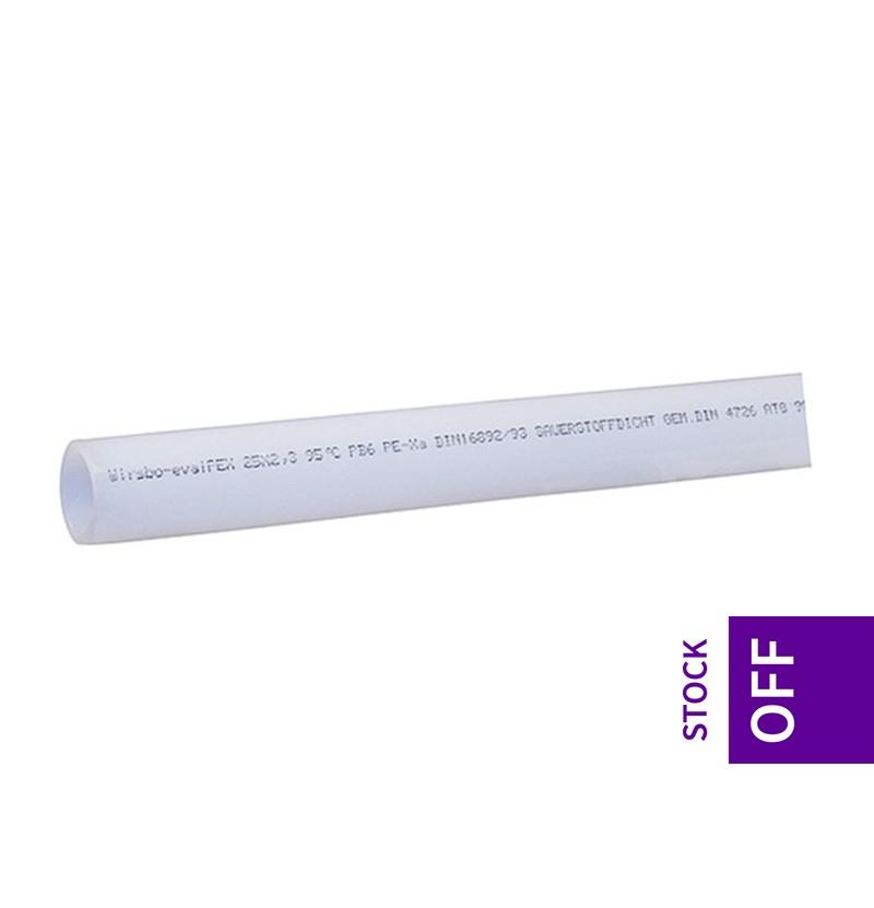 Tubo em vara 50x4,6 Uponor Radi Pipe 1042622/1008940