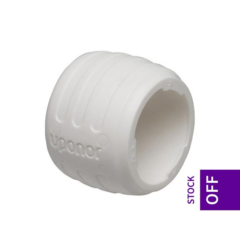 Anel com batente 50mm Uponor Q&E 1045489 branco