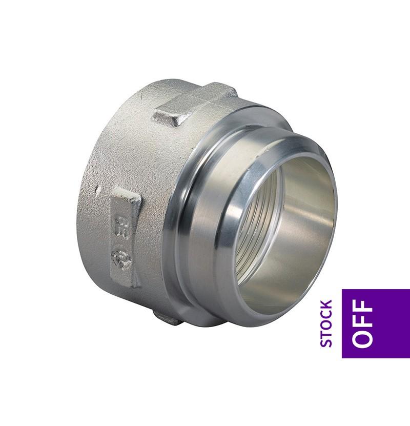 União fêmea Rp1 pol.FT-RS2 Uponor RS 1029134