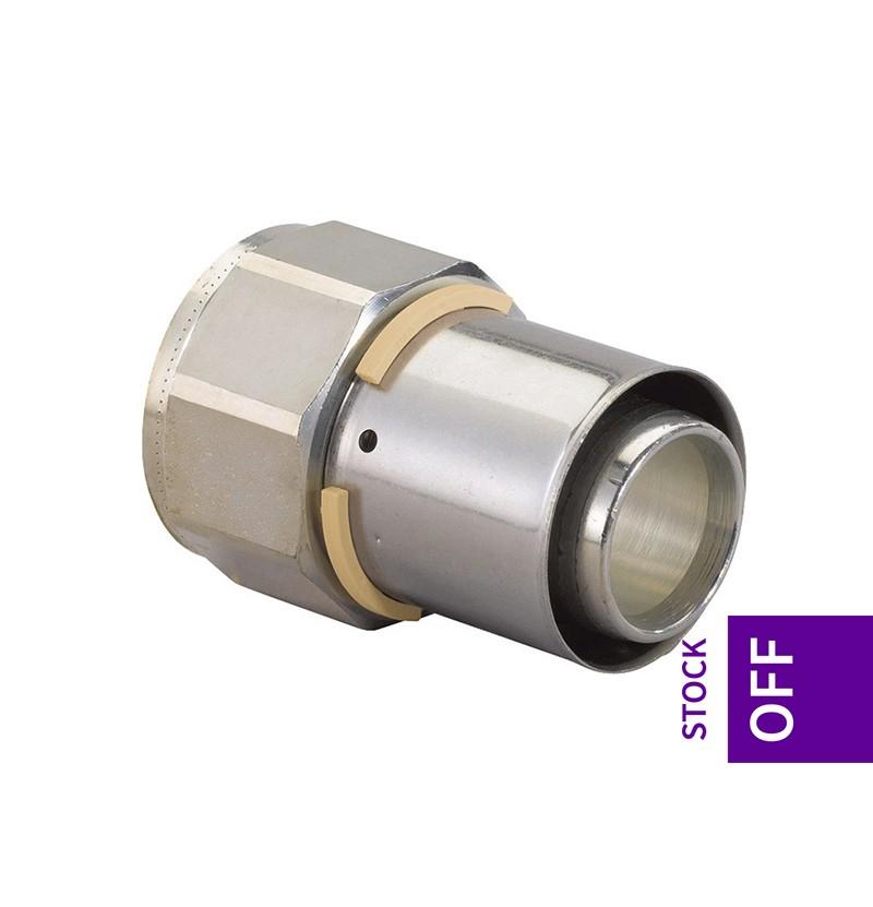 União fêmea 40x1 1/4 pol. Uponor S-Press 1046903