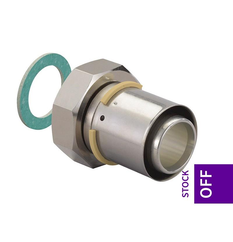União porca-móvel 40x1 1/2 Uponor S-Press 1046937