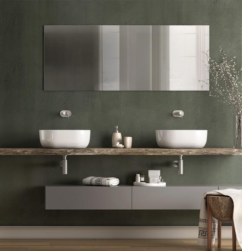 Espelho horizontal 150x60 WE Chic M1.50H