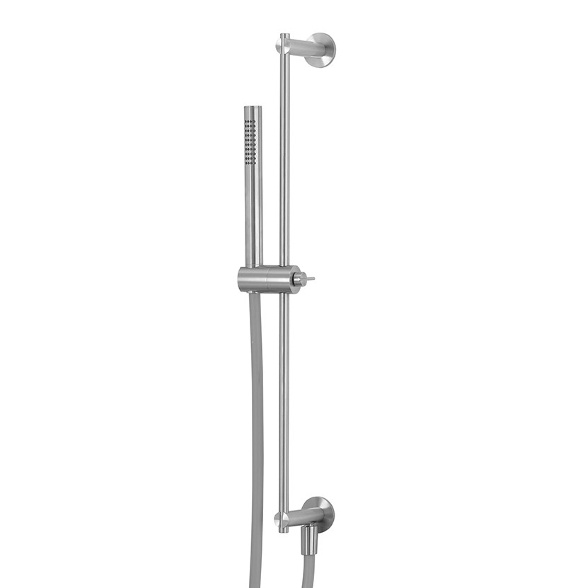Rampa de chuveiro S22 T4.661 inox escovado