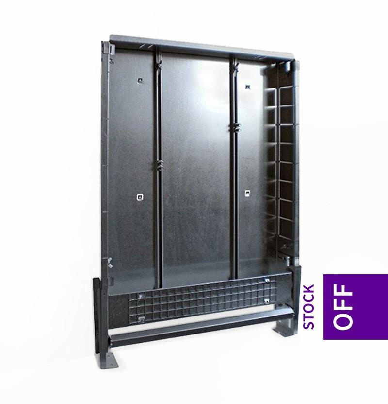 Caixa coletores CI 80x500 mm Uponor Vario 1048106