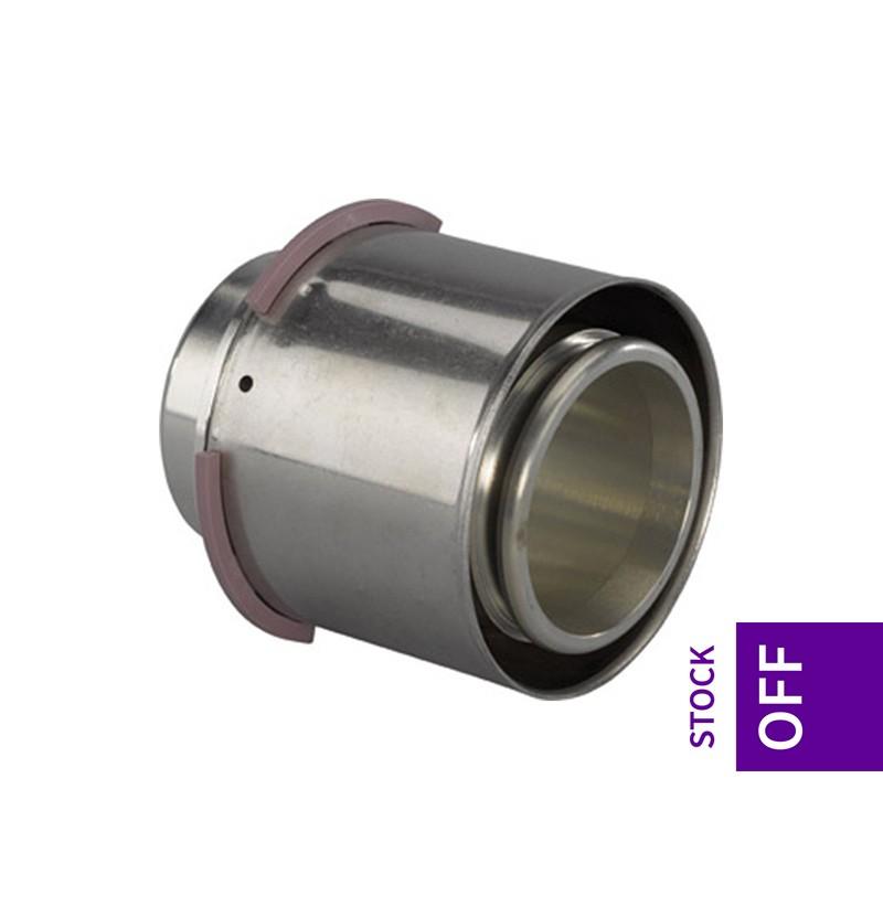 Adaptador RS2 - 63 mm Uponor S-Press 1029125