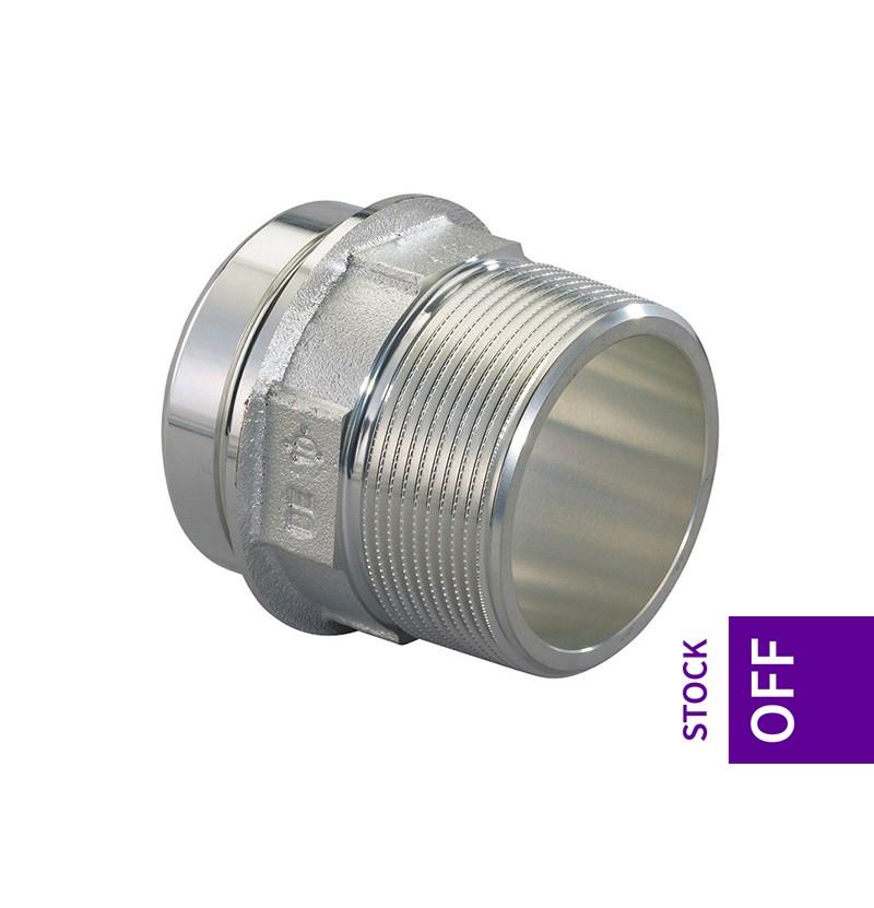 União macho R2 1/2 MT-RS2 Uponor RS 1029132