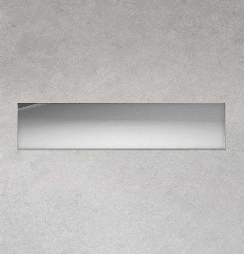Espelho horizontal 120x30 Chic M1.50H