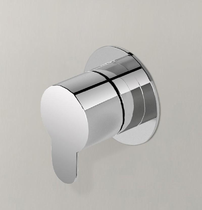 Torneira de encastrar p/ banho Clip T9.42 cromada