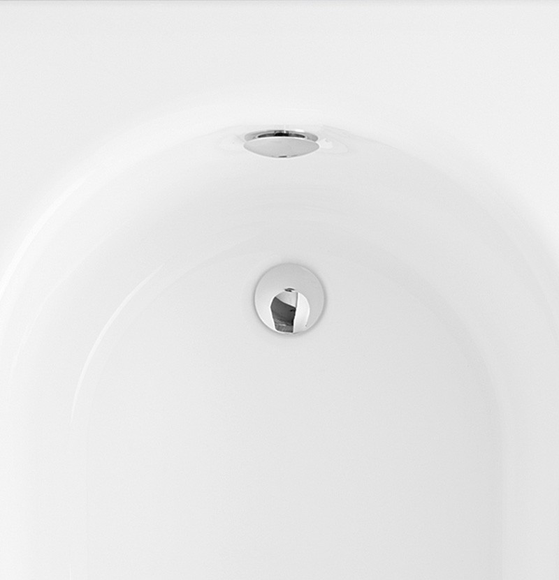 Válvula para banheira Float/Dive B1.STD cromada
