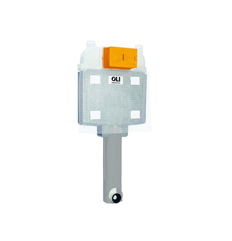 Cisterna para sanita de fixação ao chão OLI174 Plus Direct