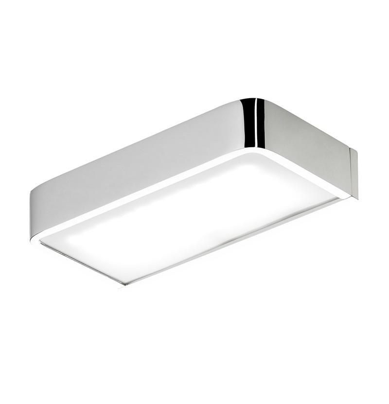 Aplique iluminação WE Deep A2.95 cromado