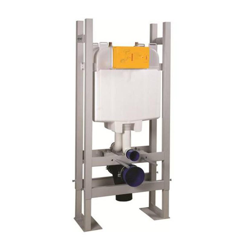 Cisterna dupla para sanita suspensa WE Flush C1.18