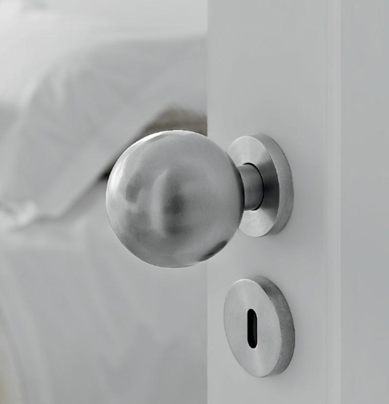 Puxador de porta fixo Ø65 JNF IN.00.090