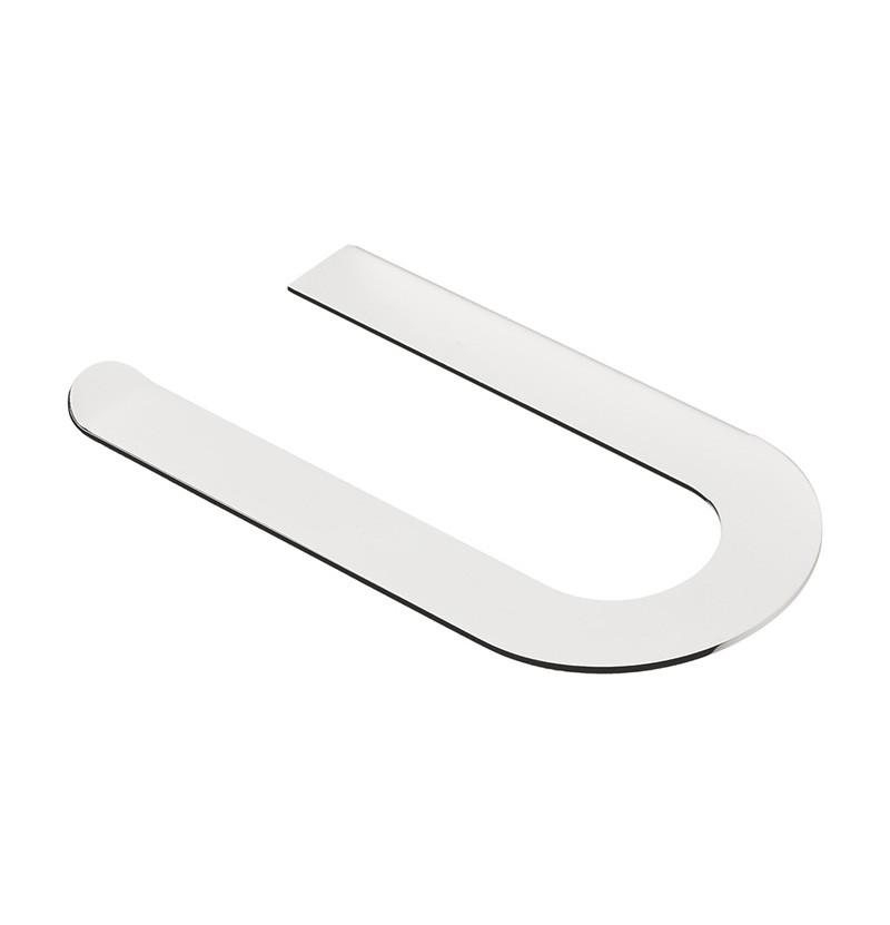 Porta-rolo Clip A9.30 inox polido