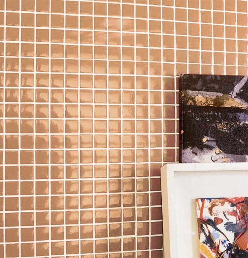 Pastilha de vidro 2,5x2,5 Vitrogres C-214-AP