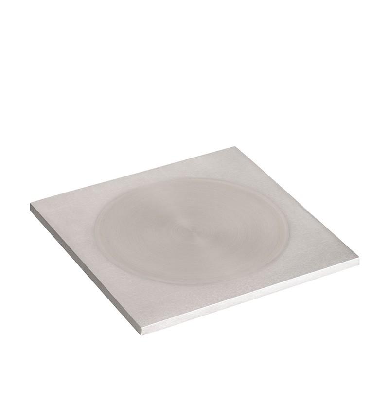 Saboneteira de bancada WE JR1 A6.20 inox escovado