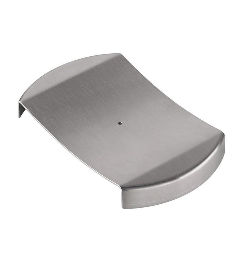 Saboneteira de bancada WE Lapa A7.20 inox escovado