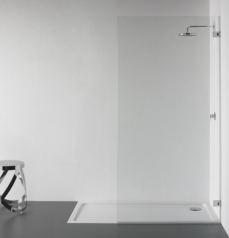 Resguardo de duche vidro móvel 100x200 Umbrella
