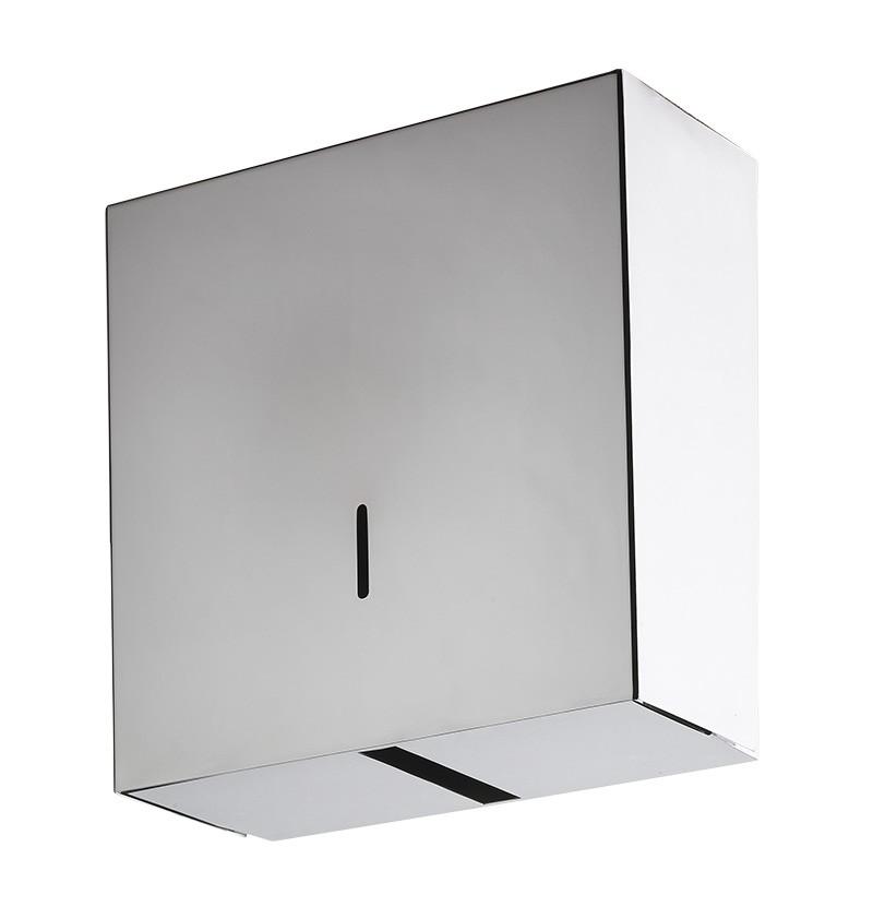 Porta-rolo Yes P A8.35 inox polido
