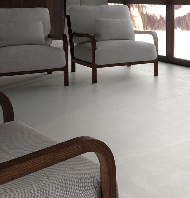 Pavimento porcelânico 90x90 Floss smoky
