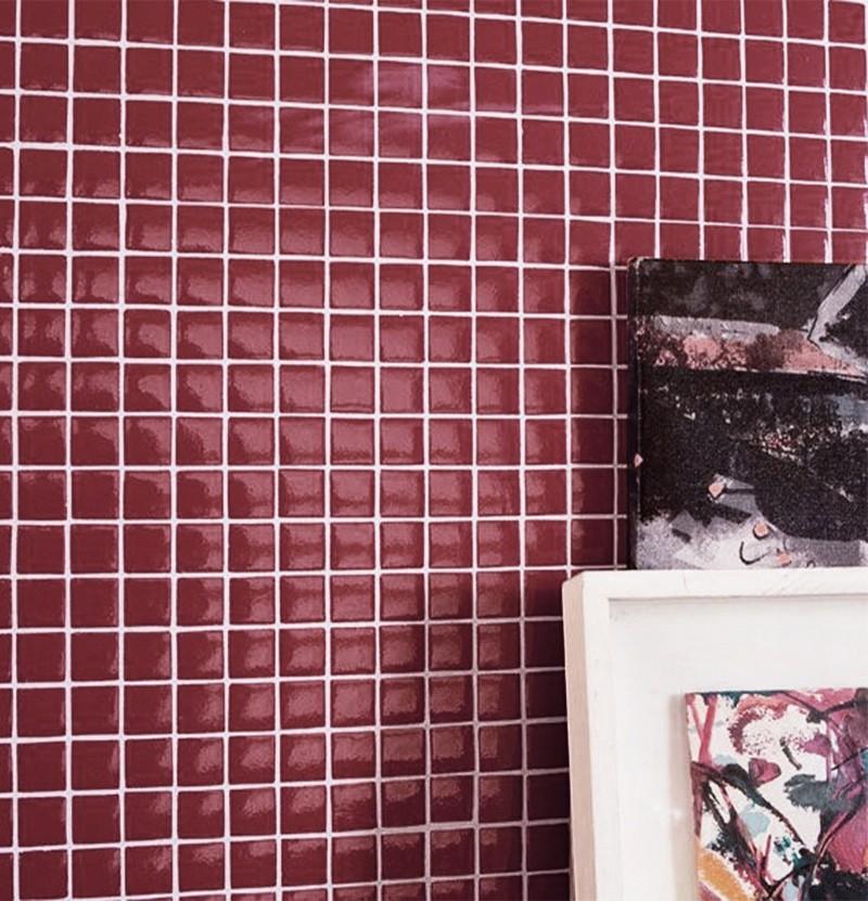 Pastilha de vidro 2,5x2,5 Vitrogres C-248-BP