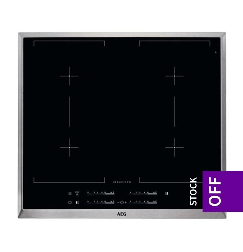 Placa de Indução Maxisense® HK654400 XB 58 cm preta