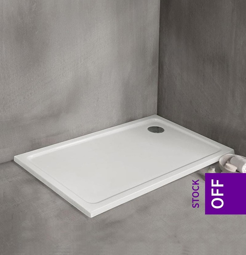 Base de duche 120x70 Sanycces Practic