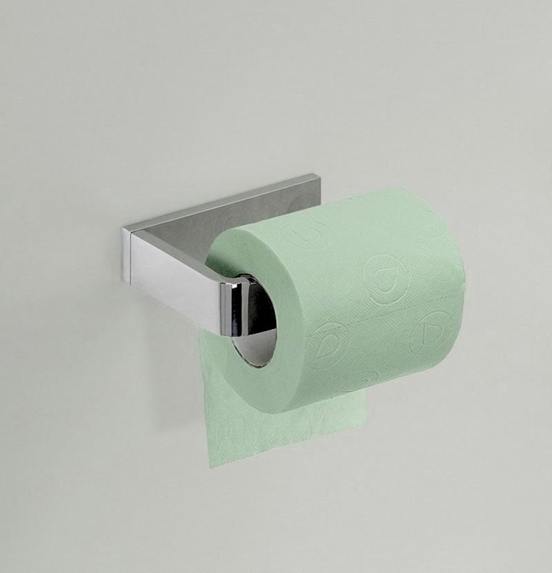 Porta-rolo simples Deep A2.30 cromado