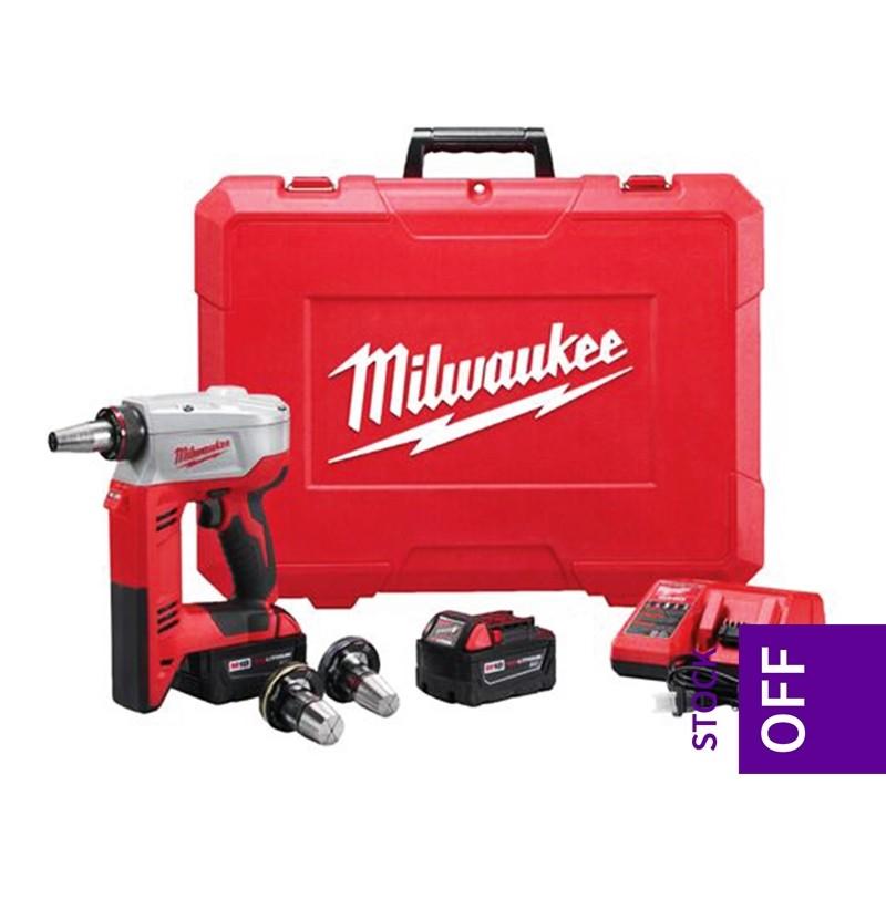 Ferramenta expansão Uponor Milwaukee Q&E M18