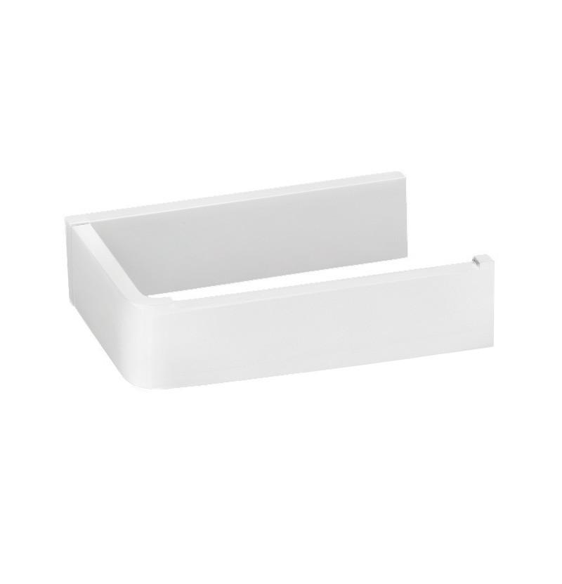 Porta-rolo simples Deep A2.30 branco