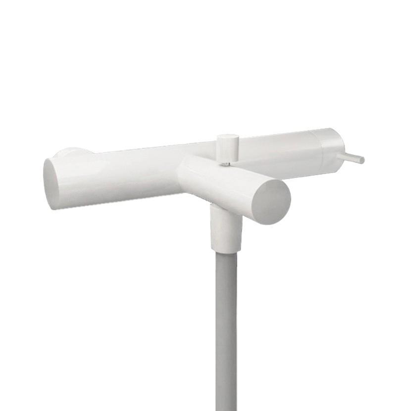 Torneira de banheira Flow T1.30 branca