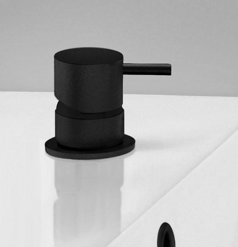 Torneira lavatório de bancada Flow T1.14 preta