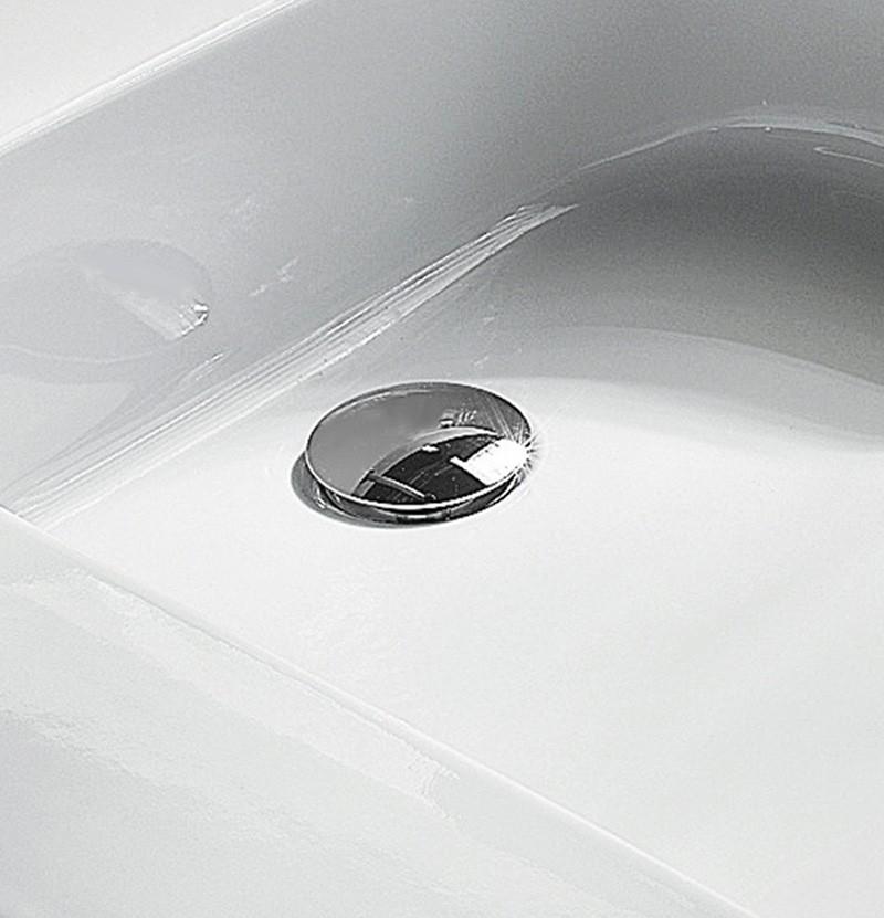 Válvula para lavatório Flow M1.99.VAL1 cromada