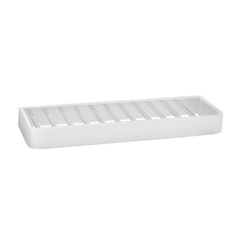 Saboneteira banheira/duche Deep A2.28 branca