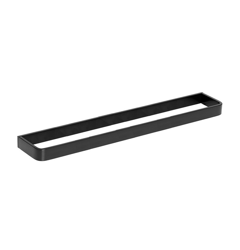 Toalheiro 60 cm WE Deep A2.12 preto