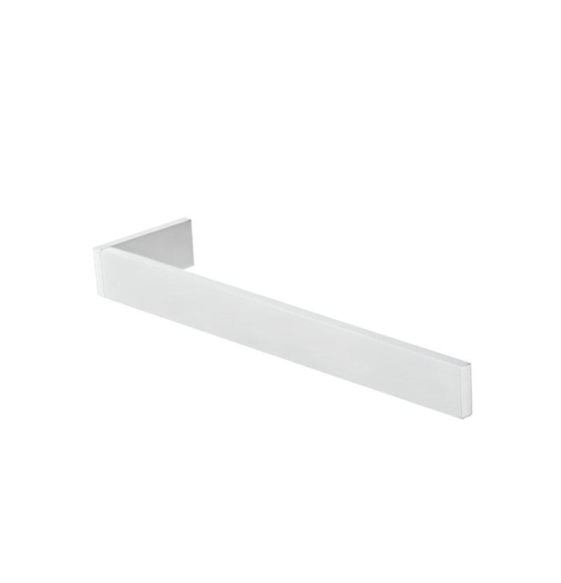 Toalheiro perpendicular 35 cm Deep A2.15 branco