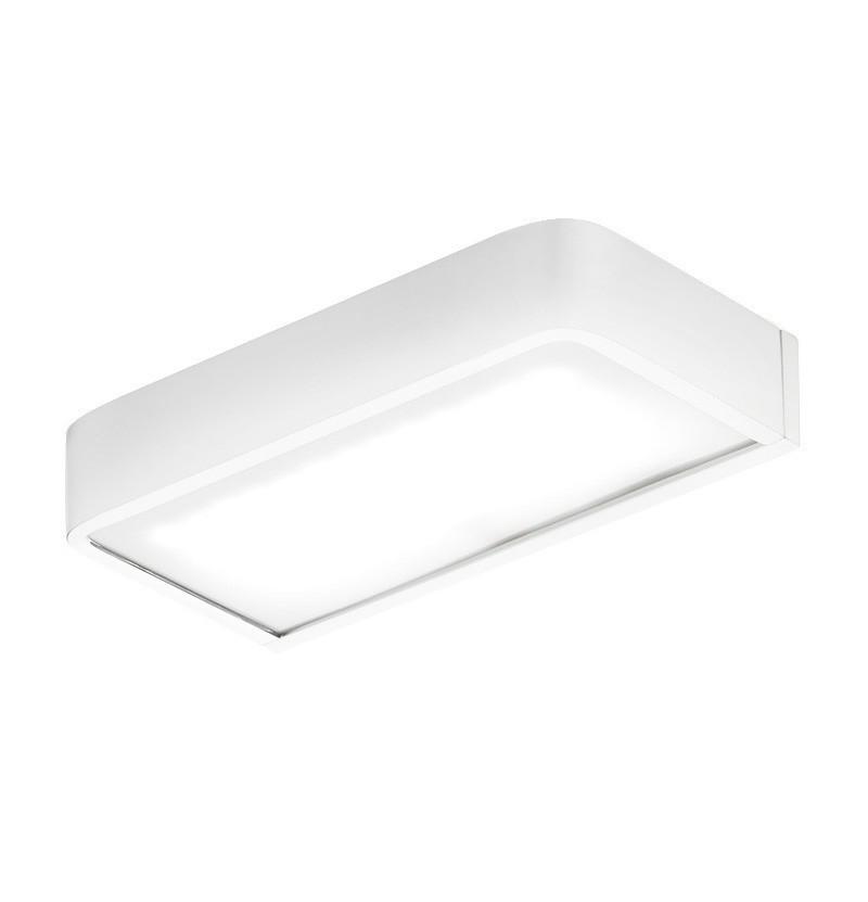 Aplique de iluminação WE Deep A2.95 branco