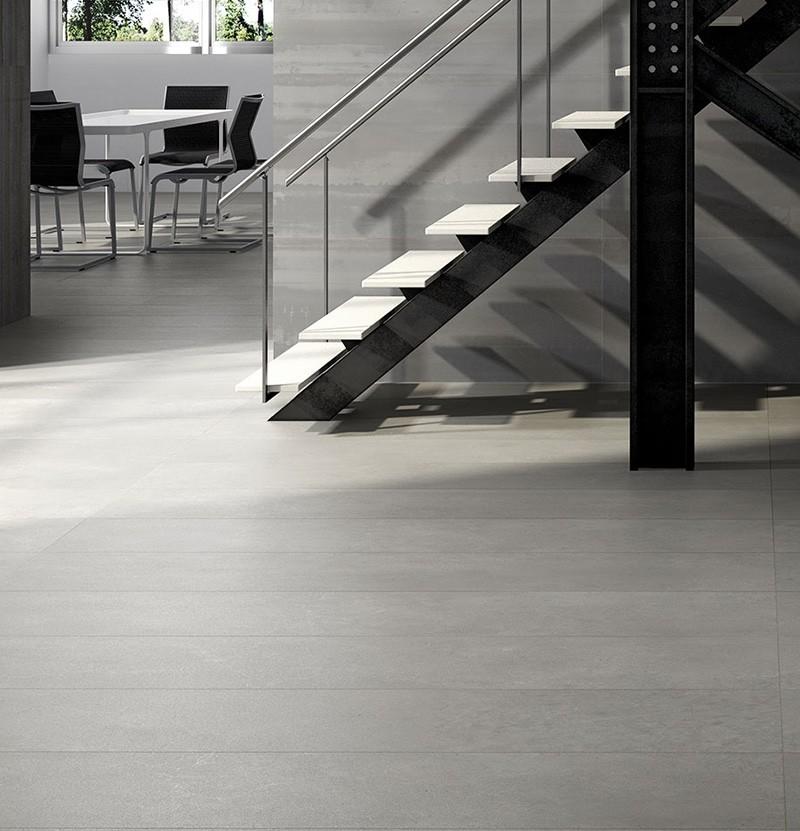 Pavimento porcelânico 90x90 Gubi cloud