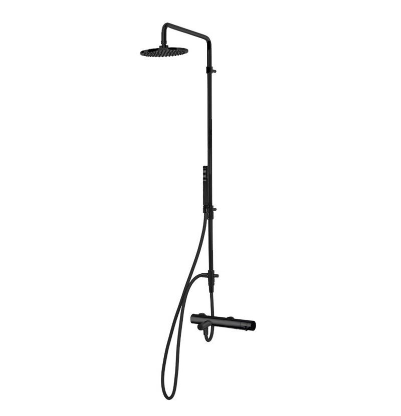 Torneira banho termostática c/ coluna Flow T1.31T