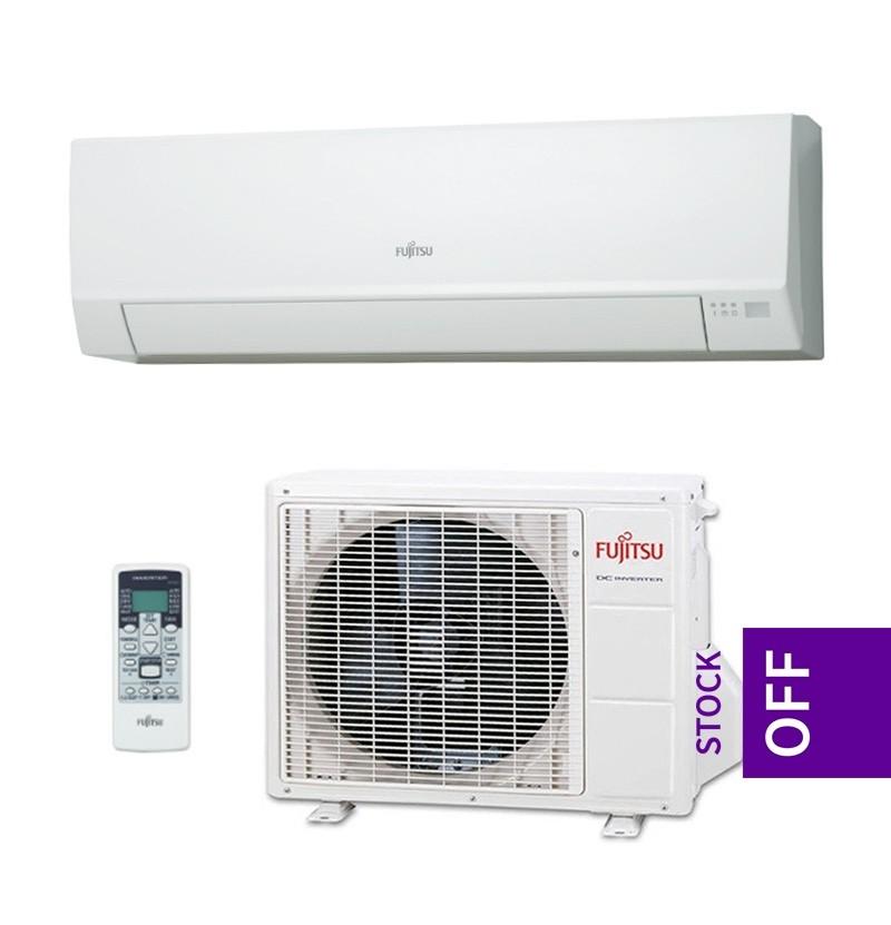 Ar condicionado Mono Split Fujitsu ASY 35