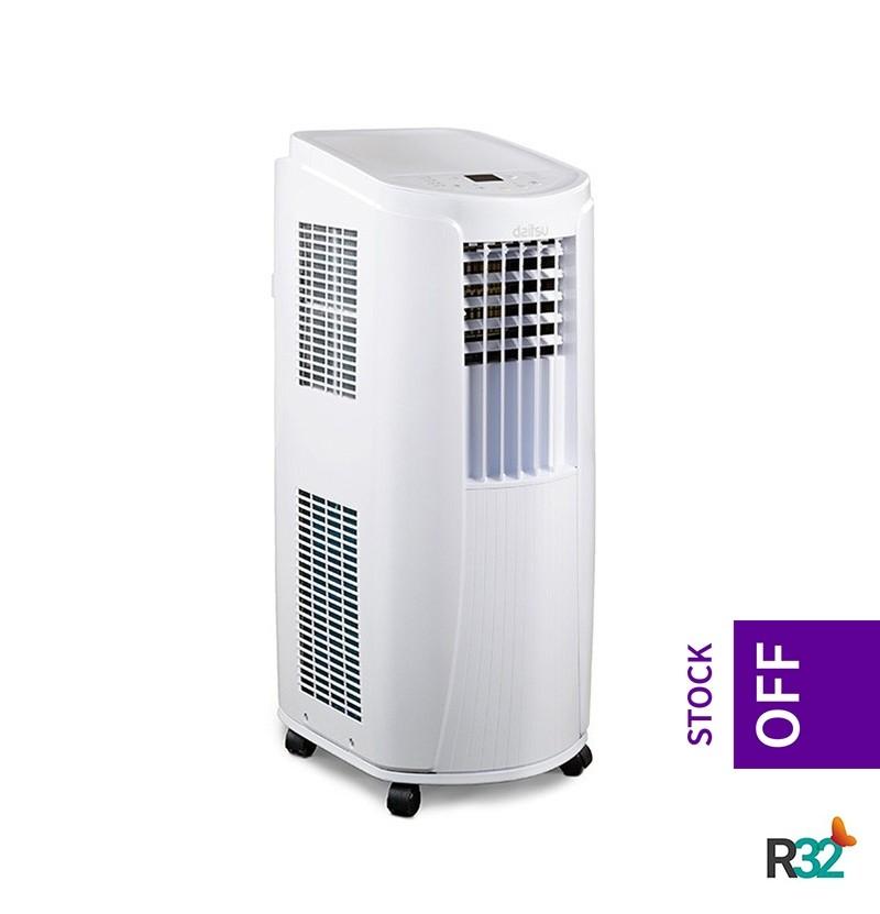 Ar condicionado portátil Daitsu APD 12X F/C R-290