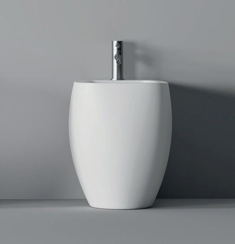 Bidé 33,5x55 Nur branco