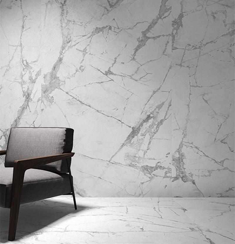 Pavimento/revestimento 120X120 Blanc Invisible