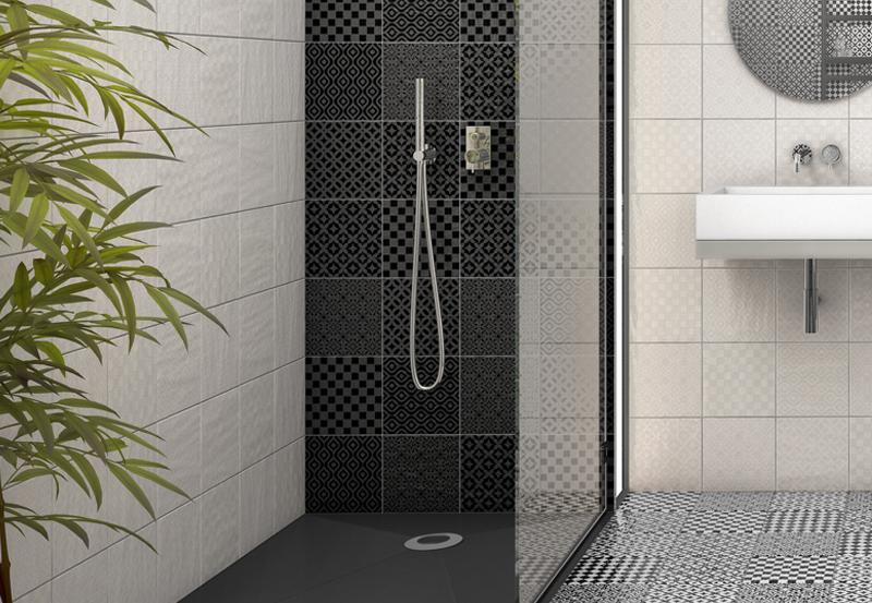 limpeza da base de duche